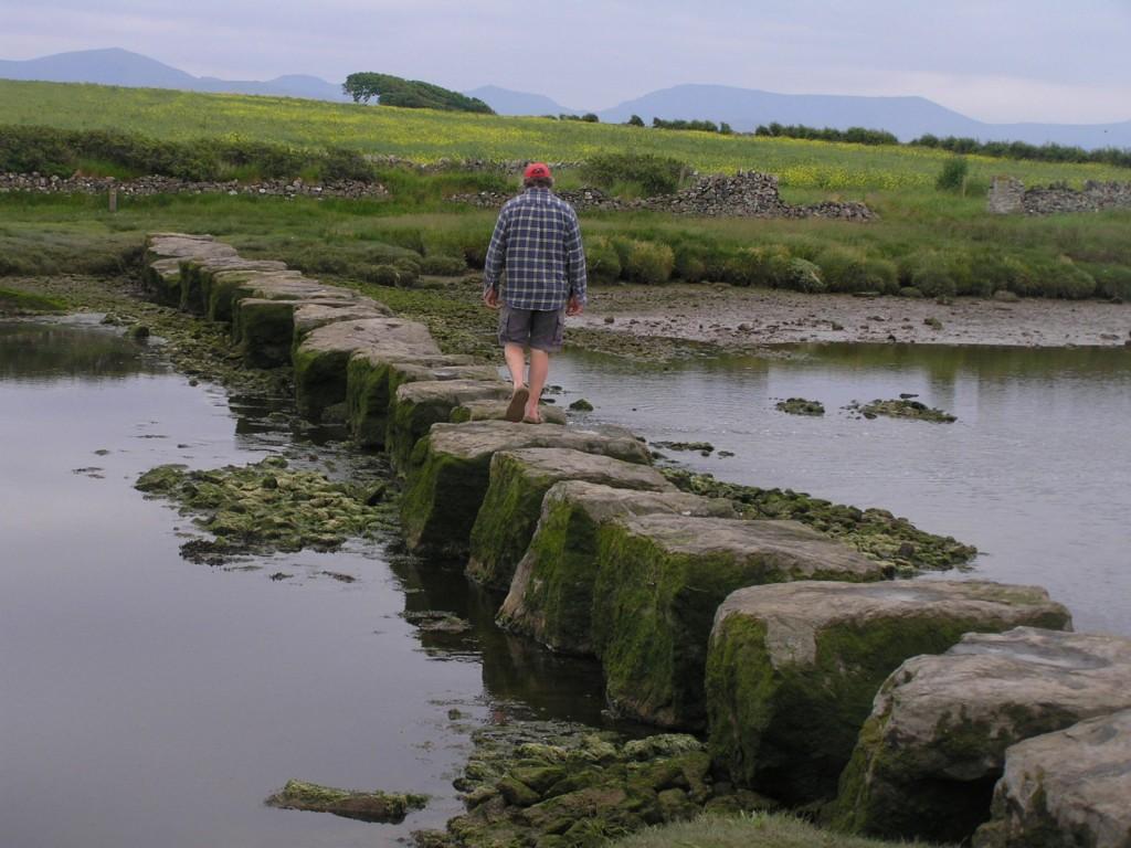 Dwyran Stepping Stones