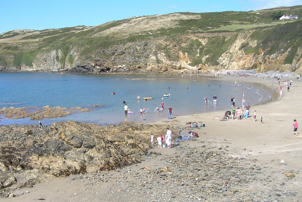 Church Bay - Porth Swtan beach, HolidayonAnglesey