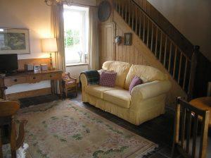 Back Wing living room