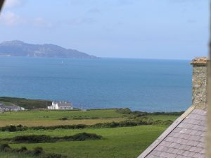 View of Church Bay from Pen y Graig