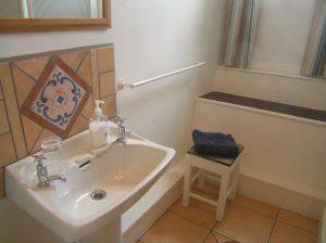 Back Wing shower room