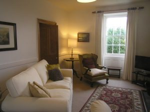 Front Wing sitting room