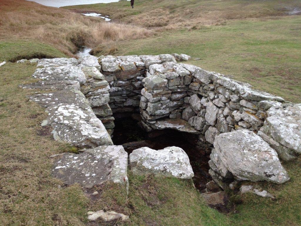 St Gwenfaen's well, Rhoscolyn