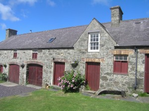 Bed & Breakfast barn apartment at holidayonanglesey
