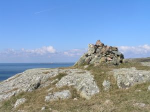Cairn and Skerries lighthouse